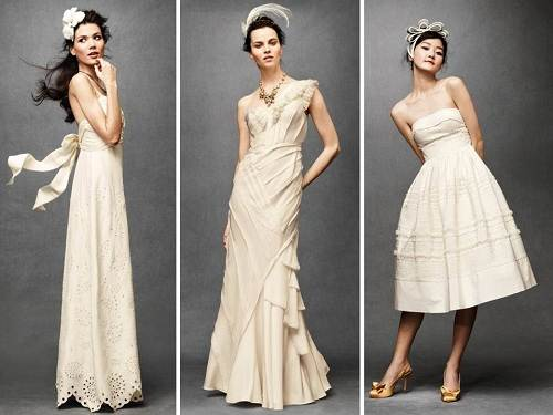 Bridesmaids Vintage Dress Options