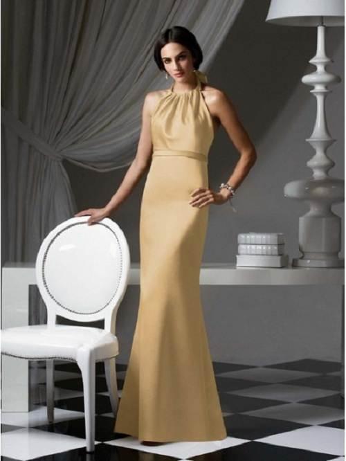 Caramel Mermaid Dresses 2013