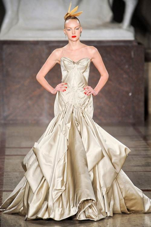 Caramel Mermaid Dresses Collection