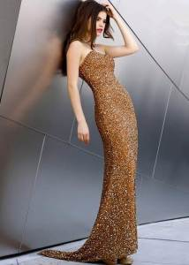 Caramel Mermaid Dresses Options