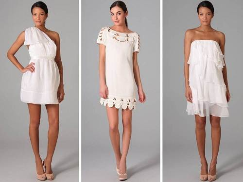Chic Short Dresses Collection