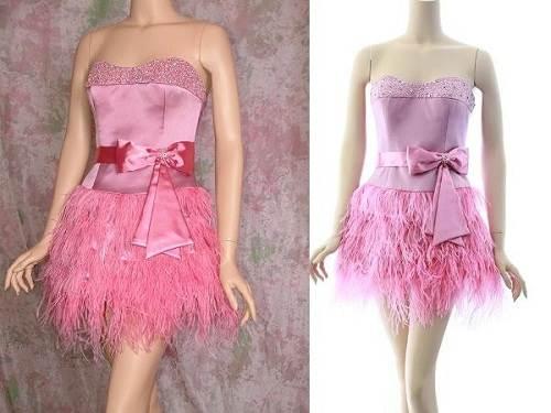 Chic Short Dresses Colors