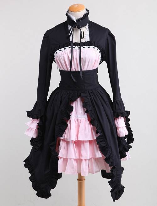 Gothic Short Prom Dresses Samples