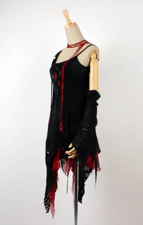 Gothic Short Prom Dresses Styles