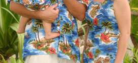Hawaiian Dress for Men and His Family