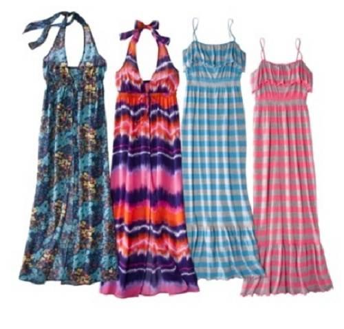 Junior maxi dresses