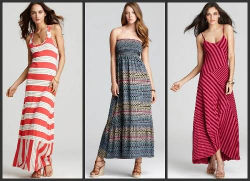 Junior Maxi Dresses on Sale