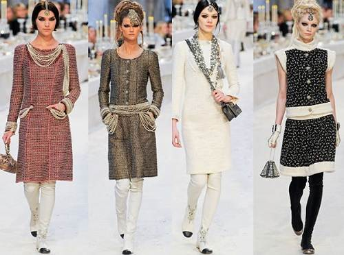 Legging Wear with Dress Combination