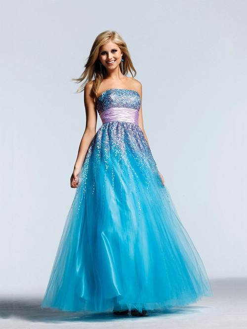 Long Dresses for Prom 2013