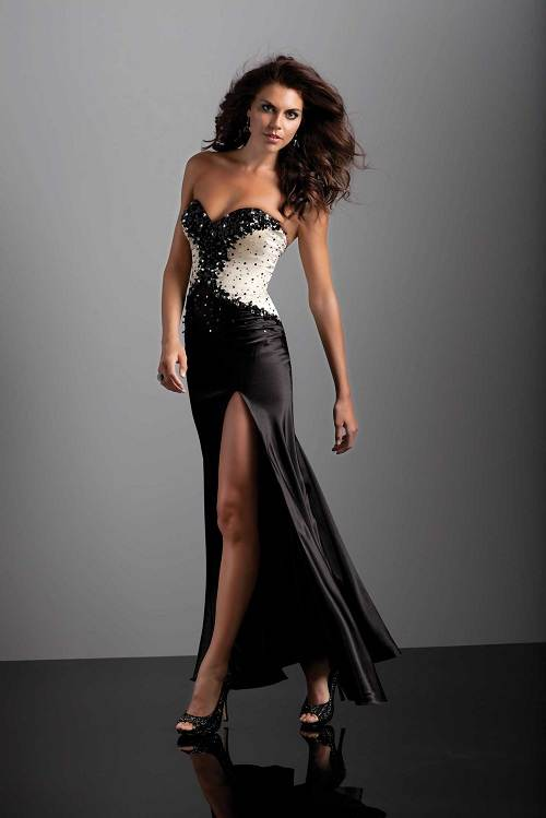 Long Dresses for Prom Night