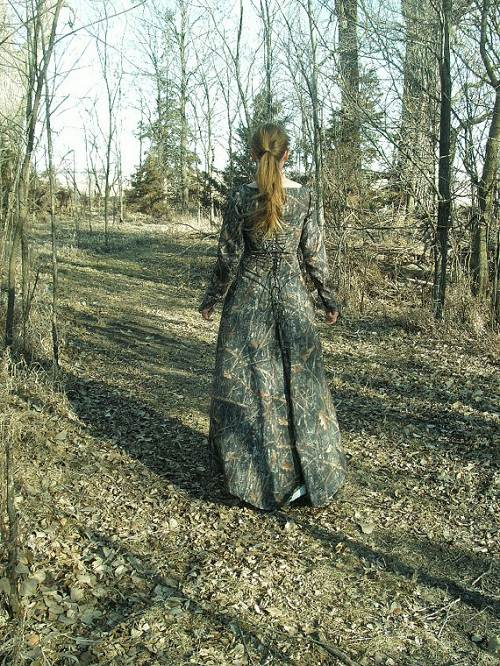 Long Formal Camo Dresses Country