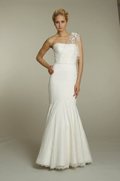 Mermaid Wedding Dresses for Plus Size 2013