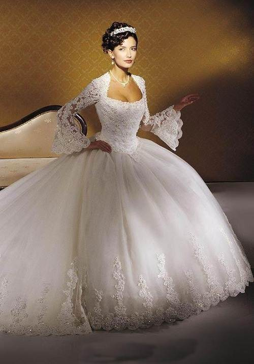 Princess Wedding Dress Images