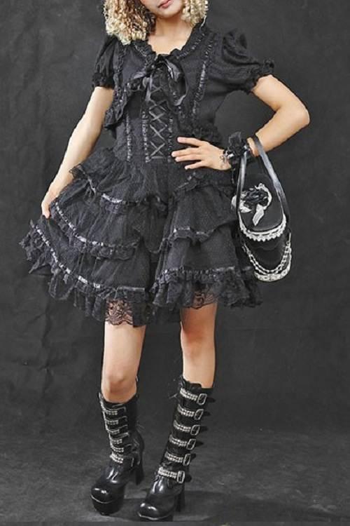 Short Gothic Dresses Sale