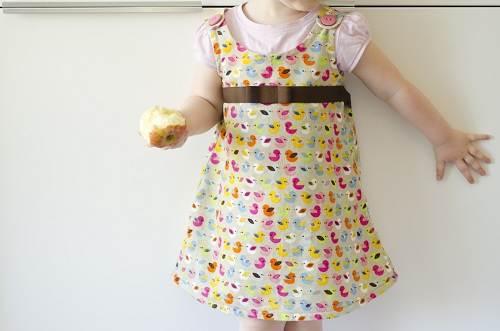 Simple Dress for Kids Cute