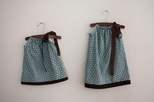 Simple Dress for Kids Flower Girl