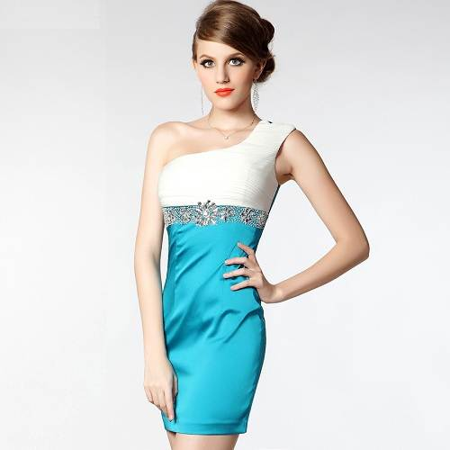 Simple Short Prom Dresses Pictures - Fashion Female