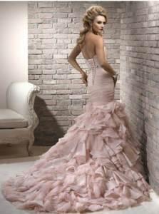 Sweetheart Redding Dressing for Female