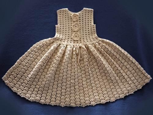 Toddler Crochet Dresses Ideas