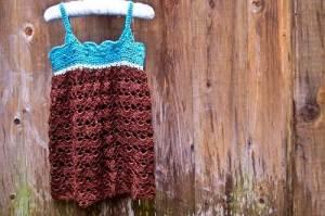 Toddler Crochet Dresses Styles