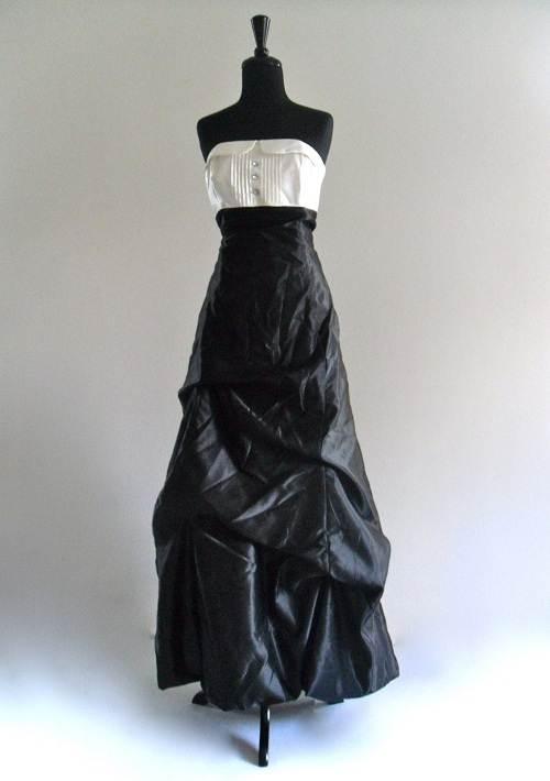Tuxedo Prom Dress for Women Images