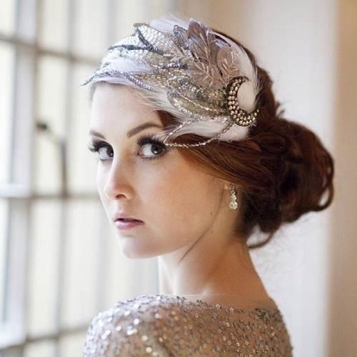Wedding Full Headdress 2013