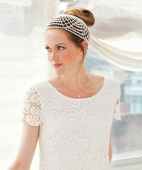 Wedding Full Headdress Images
