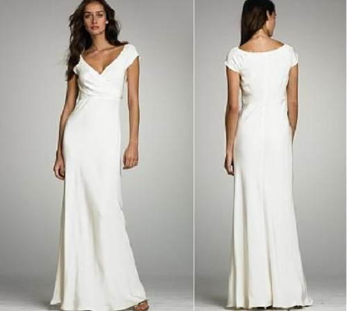White beach wedding dresses casual images fashion female for White dresses for a beach wedding