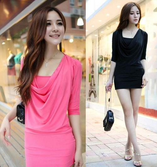 Women Casual Dress Tight