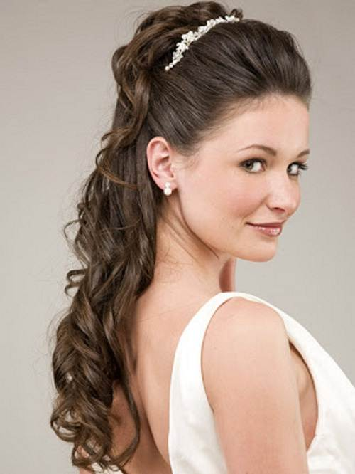 Black Wedding Hairstyles to the Side 2013