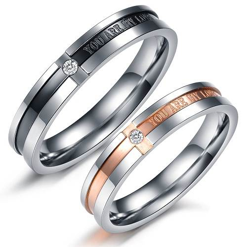 Couples Promise Rings Meaning