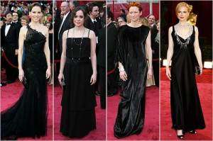 Dark Black Dress Styles