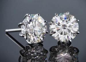 Diamond Earrings for Men Cheap