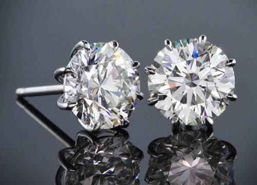 Diamond Earrings for Men Cheap
