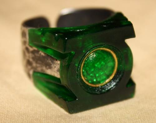 Green Lantern Ring for Sale