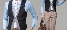 Men's Dress Vests for Elegant and Cool Gentlemen