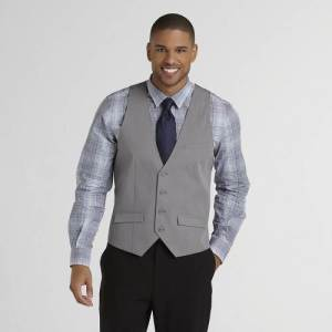 Mens Dress Vests Fashion