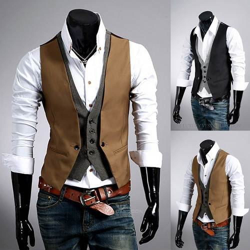 Mens Dress Vests Wedding