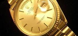 Rolex Men Gold Watch for Your Glamour Style