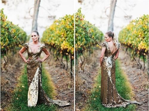Alternative Wedding Dresses with Sleeves