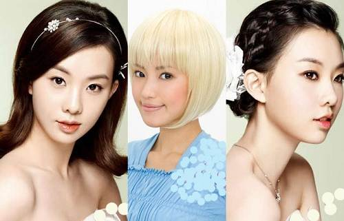 Asian Hairstyles Semi Long Hair Collection