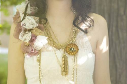 Bride Boho Hippy Chic Accessory
