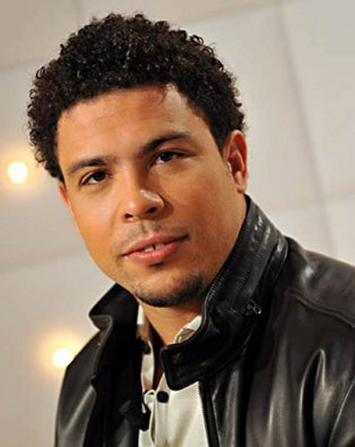 Curly Haircuts for Black Men Styles
