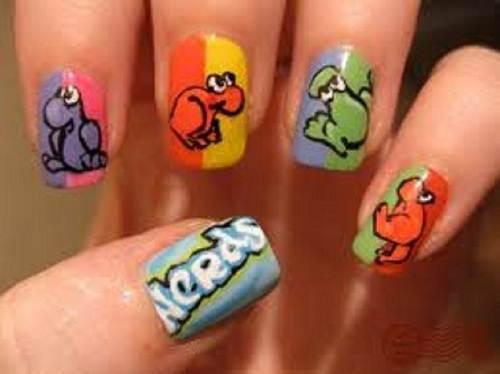 Cute Animal Nail Designs Options