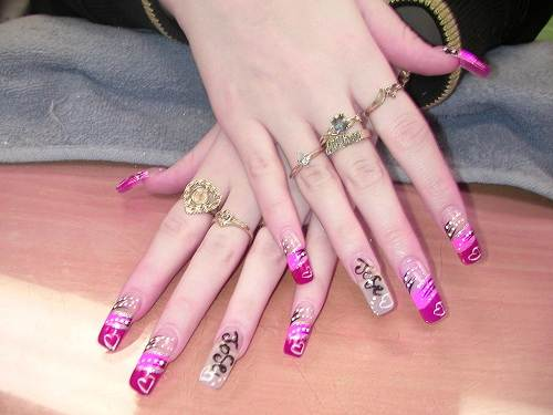 Cute Natural Nail Designs Concepts