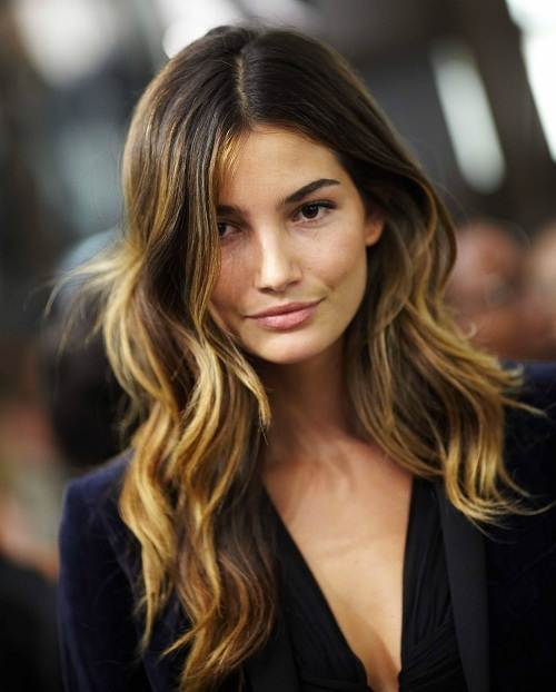 Dark Brown hair Color Ideas