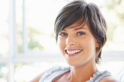 Fine Hair Short Cut 2013