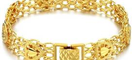 Gold Bracelets for Women Cool Jewelry