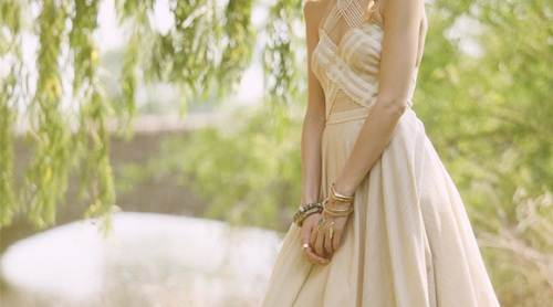 Hippie Chic Wedding Dresses Styles