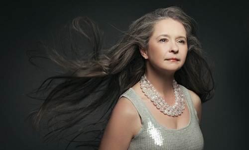 Long Hair For Older Women Ideas